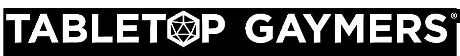 Tabletop Gaymers Logo